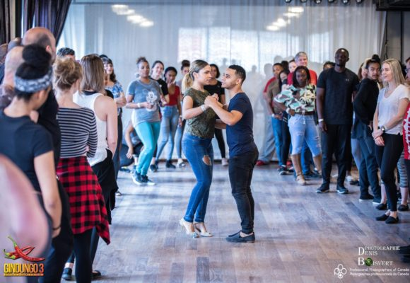 Kizomba/Semba Classes
